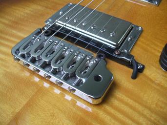 Guitarra dise+¦ada y constru+¡da por Galasso Guitars - 115145598566242