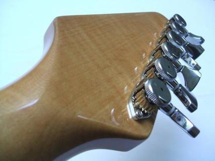 Guitarra dise+¦ada y constru+¡da por Galasso Guitars - 115146135232855