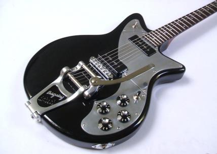 Guitarra dise+¦ada y construida por Galasso Guitars - 115011558579646